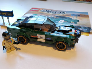 Lego 75884 Ford Mustang
