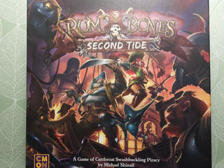 Rum & Bones Second Tide Kickstarter Set