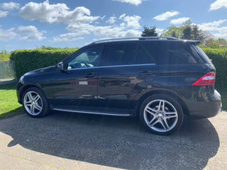 Leasing, Mercedes ML350 BlueTec AMG-Line