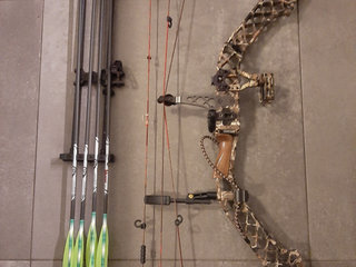 Compoundbue Mathews Z Magnum