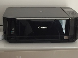 Canon printer med scanner