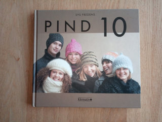 Pind 10 - strikkebog