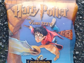 Harry Potter og de vises sten Quidditch