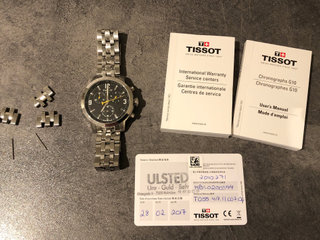 "Tissot ""Tour de France"" herreur"