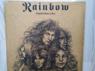 LP, Rainbow (long live rock'n'roll)