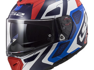 LS2 Breaker Android Blue Red