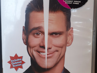 DVD, Film Me, Myself & Irene Jim Carrey