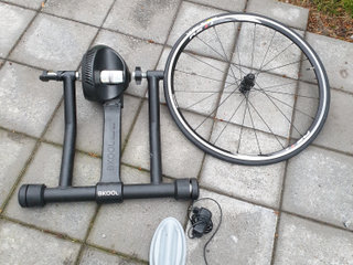 B Cool Pro Cykel Home Trainer
