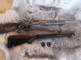Jagtriffel Ruger M77 MKII .308w