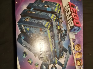 LEGO The Rexcelsior 70839