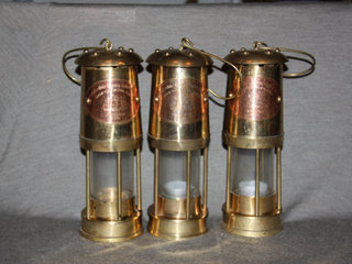 Ny pris! Permissible Flame safty Lamps