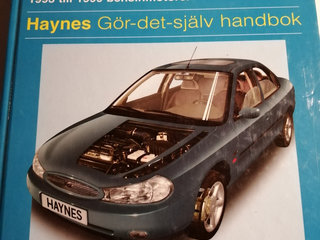 Haynes, Ford mondeo