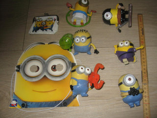 Minions Grusomme Mig ting