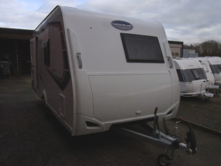 SOLGT! Caravelair ANTARES STYLE 410