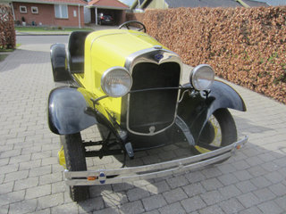 Ford A Speedster 1931