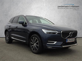Volvo XC60 2,0 B4 Inscription AWD 197HK 5d 8g Aut.