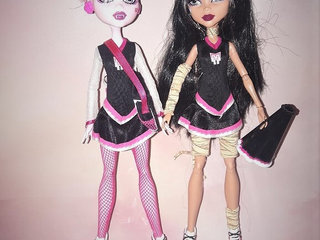 Monster High:  Draculaura & Cleo