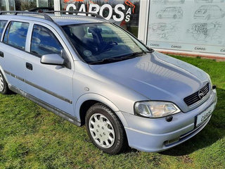 Opel Astra Wagon 1,6 Comfort A/C 100HK Stc