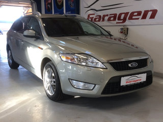 Ford Mondeo 2,0 Tdci 140 hk 6 Gear Stc