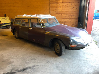 Citroen DS20 Break