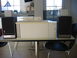 BOSE Powered Acoustimass 3 serie 2