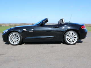 BMW Z4 3,0 sDrive35i Roadster DKG