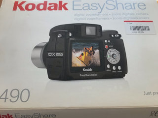 Kodak digital kamera