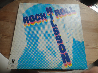 LP - NILSSON - Rock'n'roll - us-issue