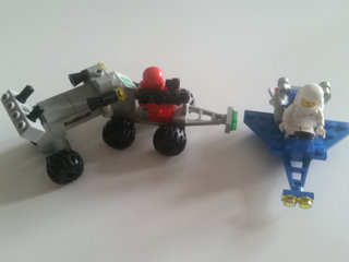 Lego 6871 Space