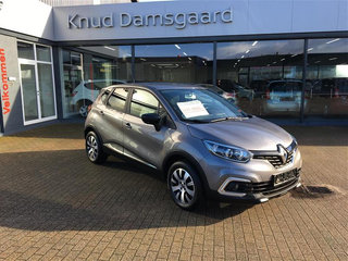 Renault Captur 1,5 Energy DCI Intens 90HK 5d