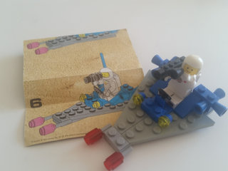 Lego 6803 Space