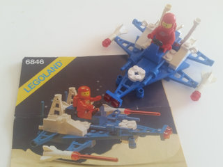 Lego 6846 Space