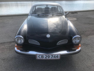 VW Karmann Ghia 1,6 Coupé, 1973 (evt. bytte)