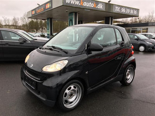 Smart Fortwo Coupé Aut. 54HK 2d
