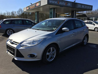 Ford Focus 1,6 TDCi DPF Trend 95HK 5d 6g