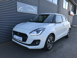 Suzuki Swift 1,2 Dualjet Hybrid Exclusive
