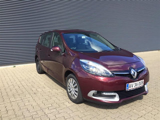 Renault Grand Scénic 1,5 DCI FAP Expression 110HK 6g