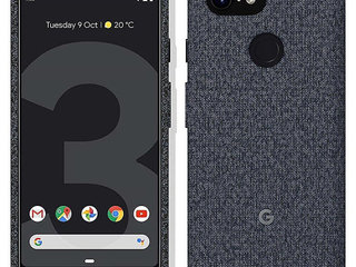 Official Genuine Google Pixel 3 Fabric Case Cover