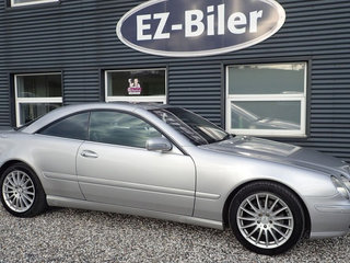 Mercedes CL500 5,0 aut.