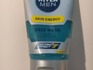 Nivia men Skin Energy Face Wash ny