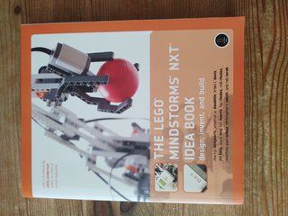 Mindstorm nxt ideal book