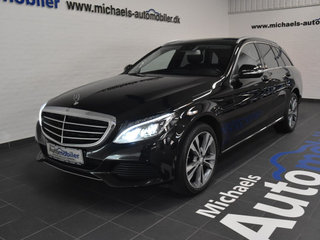 Mercedes C220 2,2 BlueTEC Exclusive stc. aut.