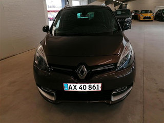 Renault Grand Scénic 7 pers. 1,5 DCI FAP Expression 110HK 6g