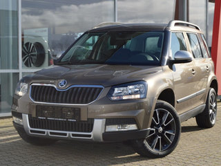 Skoda Yeti Outdoor 1,2 TSi 105 Ambition DSG
