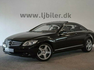 Mercedes CL500 5,5 V8 aut.