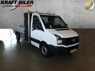 VW Crafter 2,0 TDi 136 Chassis m/lad M