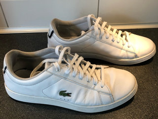 Lacoste sneakers - Carnaby EVO BL1