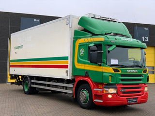 Scania P270 Manuel, Thermoking, Køle
