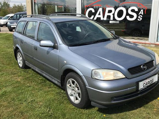 Opel Astra Wagon 1,6 Twinport Classic 103HK Stc