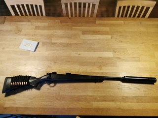NY PRIS:Weatherby Vanguard 338WM+Sonic45 - 2